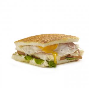 Sandwich sastrería