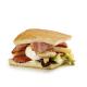 Sándwich corvera
